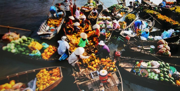 Top must-see markets in Vietnam
