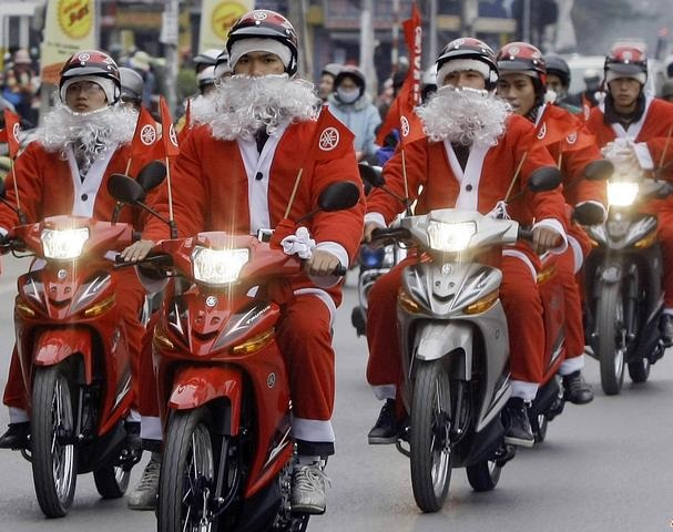 Christmas and New Year in Indochina and Thailand – why not?
