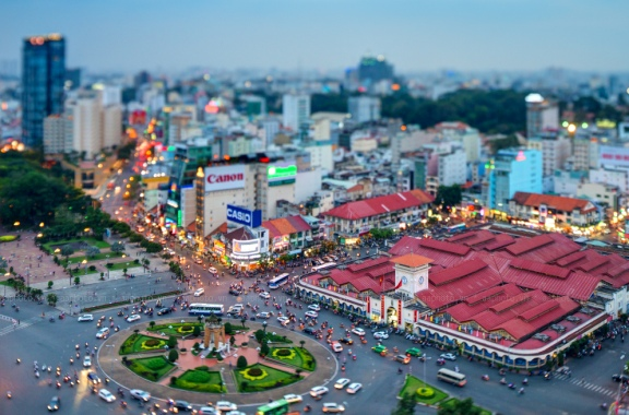 About Ho Chi Minh City
