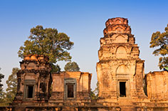 Angkor To The South Cambodia