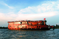 Cruise from Saigon to Siem Reap
