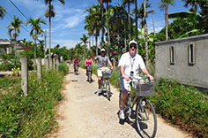 The Heritage Sites of Hue and Hoi An on Two Wheels