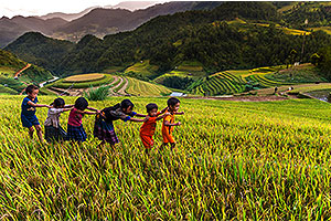 The Spring Break Destinations with Exotic Experience in Vietnam 2020: Sapa