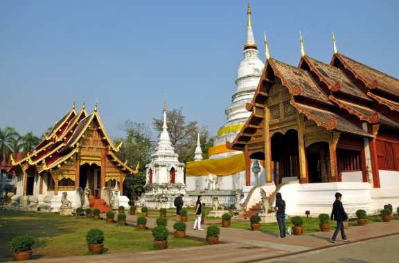 About Chiang Mai