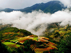 The three destinations of Vietnam are in list of 50 most beautiful sites of Asia