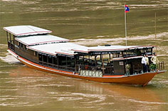 Luang Say Cruise and Kamu Lodge Up/Downstream