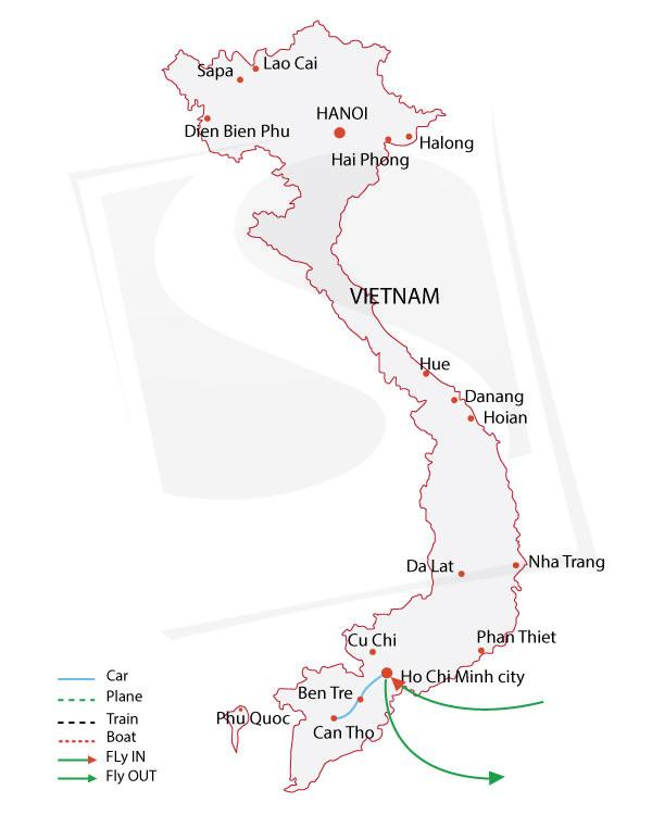 Vietnam Mekong Delta Tours Mekong Delta Cai Be Vinh Long Can Tho
