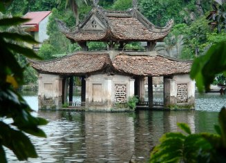 Ancient Pagoda and Handicraft Village