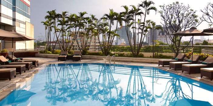 Melia Hanoi Hotel - Swimming Pool