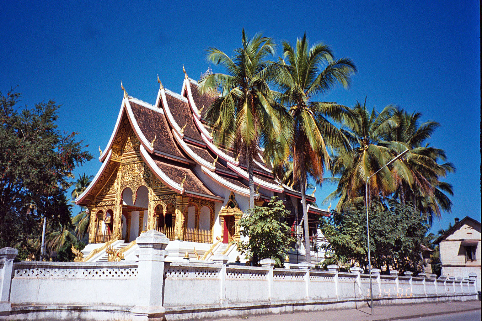 Wat Mai Suwannaphumaham is one of many temples and wats in Luang Prabang