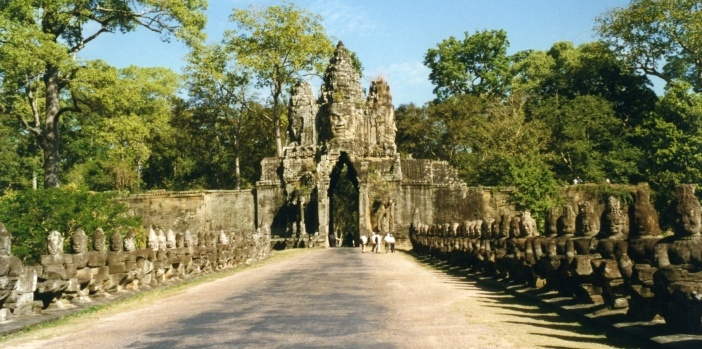 south-gate-angkor-thom-cambodia