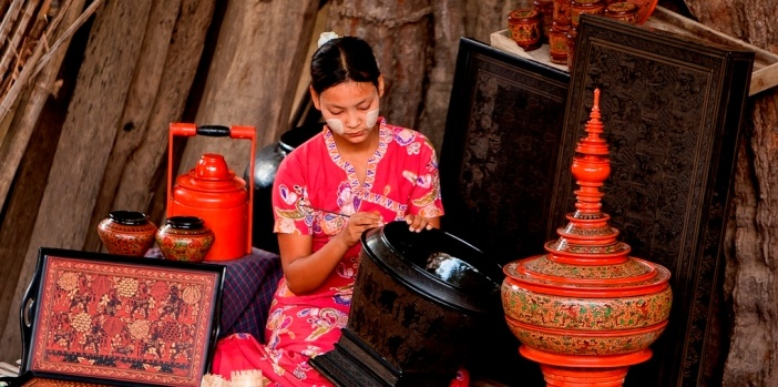 lacquerware-making-bagan