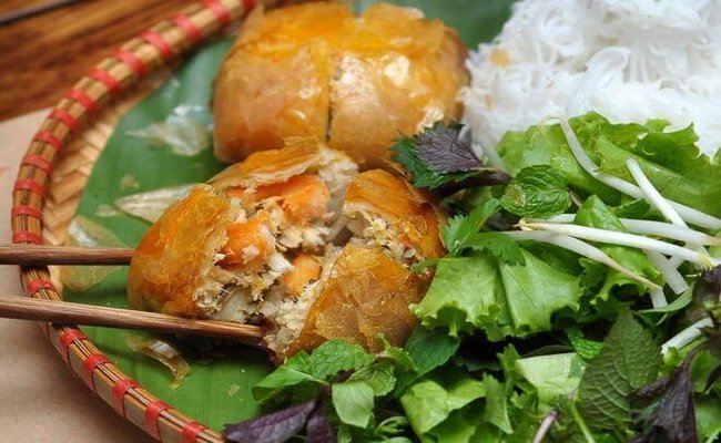 Fried Spring Roll-Hanoi Food Guide
